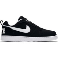 Schoenen Heren Lage sneakers Nike Men's  Court Borough Low Shoe 838937 010 NEGRO