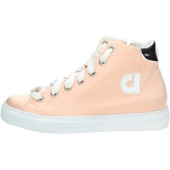 Schoenen Dames Hoge sneakers Agile By Ruco Line 2815(32_) Light dusty pink