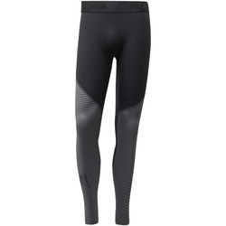 Textiel Heren Leggings adidas Performance Alphaskin Sport Graphic Lange Legging Grijs / Meerkleurig