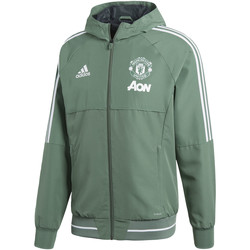 Textiel Heren Wind jackets adidas Performance Manchester United Presentation Jack Wit