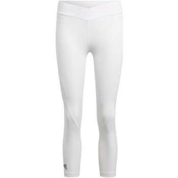 Textiel Dames Leggings adidas Performance Alphaskin Tech 3/4 Legging Wit