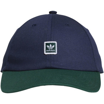 Accessoires Heren Pet adidas Originals Tartan Six-Panel Pet Blauw / Groen