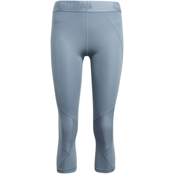 Textiel Dames Leggings adidas Performance Alphaskin Sport 3/4 Legging blue
