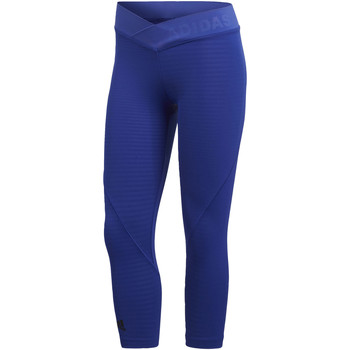 Textiel Dames Leggings adidas Performance Alphaskin Tech 3/4 Legging blue