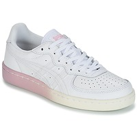 Schoenen Dames Lage sneakers Onitsuka Tiger GSM LEATHER Wit / Roze