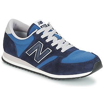 Schoenen Lage sneakers New Balance U420 Blauw
