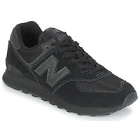 Schoenen Lage sneakers New Balance ML574 Zwart