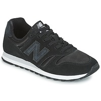 Schoenen Dames Lage sneakers New Balance WL373 Zwart