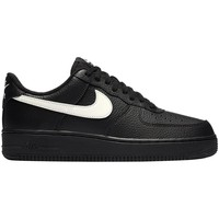 Schoenen Heren Lage sneakers Nike Air Force 1 07 Zwart
