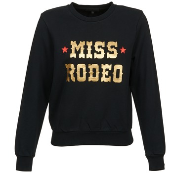 Textiel Dames Sweaters / Sweatshirts American Retro MIRKO Zwart