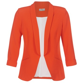 Textiel Dames Jasjes / Blazers Betty London IOUPA Rood