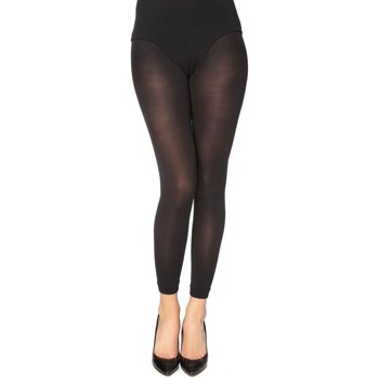 Ondergoed Dames Panty's/Kousen Gabriella 146-LONG NERO Zwart