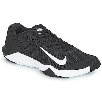 Schoenen Heren Fitness Nike RETALIATION TRAINER 2 Zwart / Wit