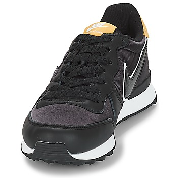 nike internationalist heat sneakers zwart