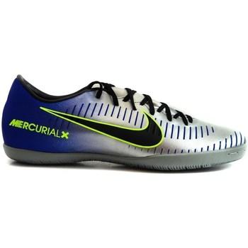 Schoenen Heren Lage sneakers Nike Mercurialx Victory Njr IC Blauw