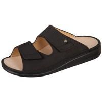Schoenen Heren Leren slippers Finn Comfort Riad Buggy
