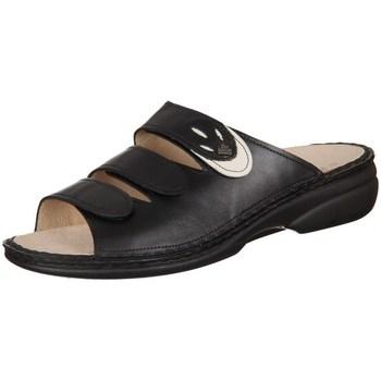 Schoenen Dames Leren slippers Finn Comfort Kos Jasmin Nappaseda Okapi