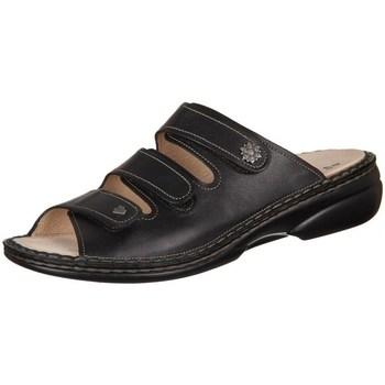 Schoenen Dames Leren slippers Finn Comfort Menorcasoft Nappaseda