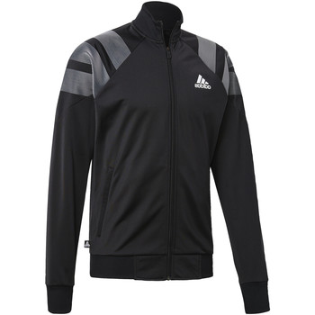 Textiel Heren Trainings jassen adidas Performance Tango Stadium Icon Trainingsjack Zwart