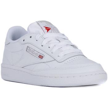 Schoenen Heren Lage sneakers Reebok Sport CLUB C 85 Bianco