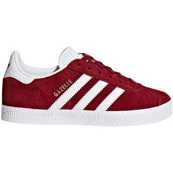 Schoenen Lage sneakers adidas Originals GAZELLE C BURDEOS UNIVERSITARIO Granate
