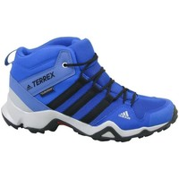 Schoenen Kinderen Hoge sneakers adidas Originals Terrex AX2R Mid CP K