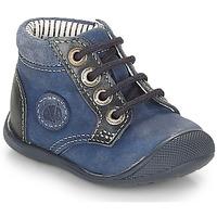Schoenen Jongens Laarzen Catimini RAYMOND Blauw