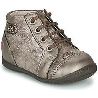 Schoenen Meisjes Hoge sneakers GBB NICOLE Vtc / Taupe / Dpf / Kezia