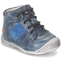 Schoenen Jongens Hoge sneakers GBB RACINE Marine