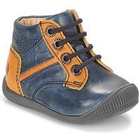 Schoenen Jongens Hoge sneakers GBB RATON Marine