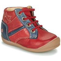Schoenen Jongens Hoge sneakers GBB RATON Rood