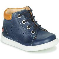 Schoenen Jongens Hoge sneakers GBB NERISSON Marine