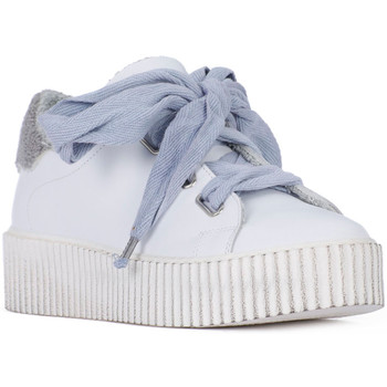 Schoenen Lage sneakers At Go GO GALAXY BIANCO Bianco