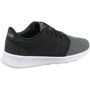 Schoenen Dames Lage sneakers adidas Originals CF QT Racer W Zwart