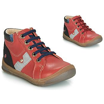 Schoenen Jongens Hoge sneakers GBB RENOLD Rood