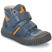 Schoenen Jongens Laarzen GBB RAIFORT Blauw