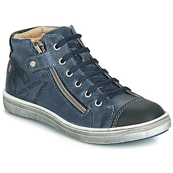 Schoenen Jongens Hoge sneakers GBB NICO Marine
