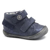 Schoenen Meisjes Hoge sneakers Catimini MAGENTA Crt / Marine / Dpf / 2822
