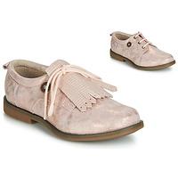 Schoenen Meisjes Lage sneakers Catimini ROMY Vte / Roze / Poeder / Dpf / Regola