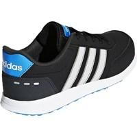 Schoenen Kinderen Lage sneakers adidas Originals VS Switch 2 K Zwart