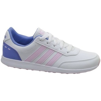 Schoenen Kinderen Lage sneakers adidas Originals VS Switch 2 K Wit