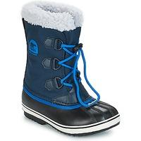 Schoenen Kinderen Snowboots Sorel YOOT PAC™ NYLON Marine