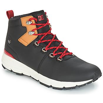 Schoenen Heren Lage sneakers DC Shoes MUIRLAND LX M BOOT XKCK Zwart / Rood