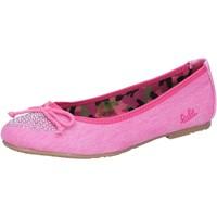 Schoenen Meisjes Ballerina's Lulu Balletschoenen AG639 ,