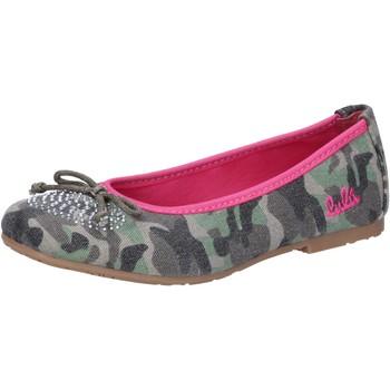Schoenen Meisjes Ballerina's Lulu Balletschoenen AG640 ,
