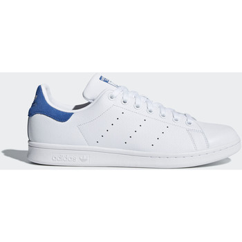 Schoenen Heren Lage sneakers adidas Originals Stan Smith Schoenen Wit / Wit