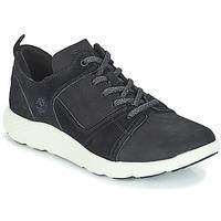 Schoenen Heren Hoge sneakers Timberland FlyRoam Leather Oxford Zwart