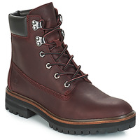Schoenen Dames Laarzen Timberland London Square 6in Boot Bordeau