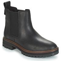 Schoenen Dames Laarzen Timberland London Square Chelsea Zwart