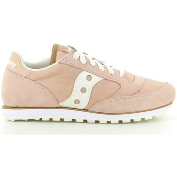 Schoenen Dames Lage sneakers Saucony JAZZ LOW PRO rose